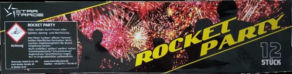 Startrade Rocket Party
