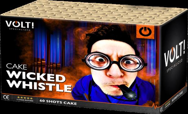 VOLT! Wicked Whistle 60-Schuss