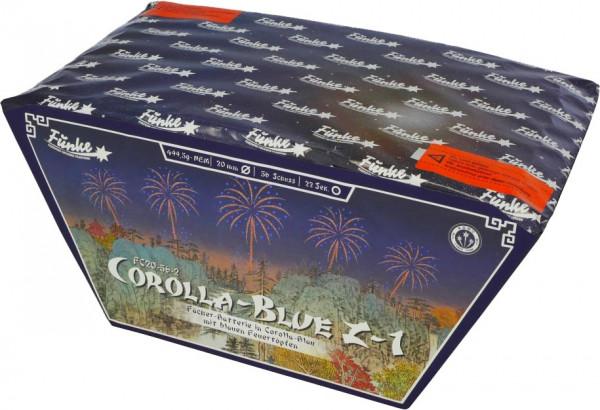 Funke Corolla-Blue Z-1 56-Schuss