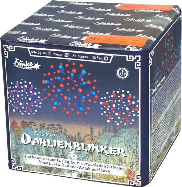 Funke Dahlienblinker 36-Schuss