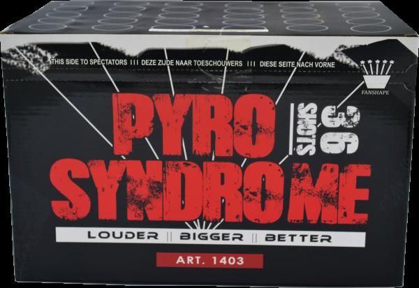 Katan Pyro Syndrome 36-Schuss