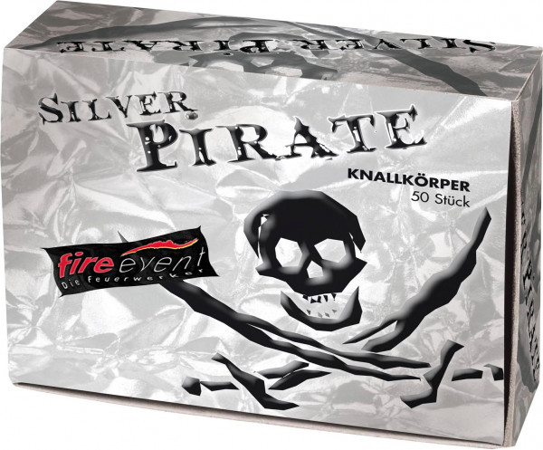 Fireevent Silver Pirate