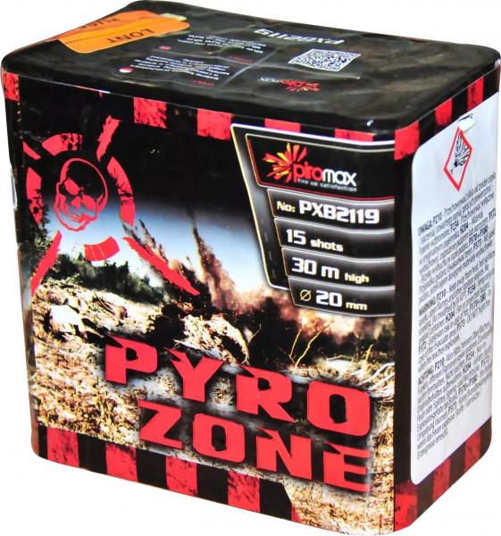 Piromax Pyro Zone 15-Schuss