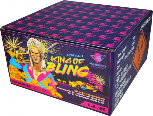 Albert King of Bling 100-Schuss