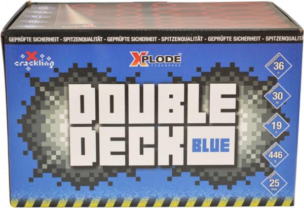 Xplode Double Deck Blue 36-Schuss