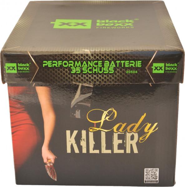 Blackboxx Ladykiller 35-Schuss