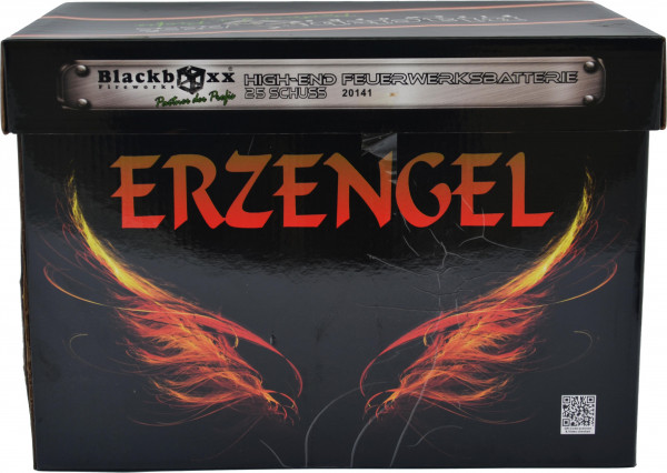 Blackboxx Erzengel 25-Schuss