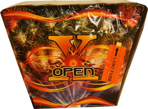 Triplex X-Open 25-Schuss