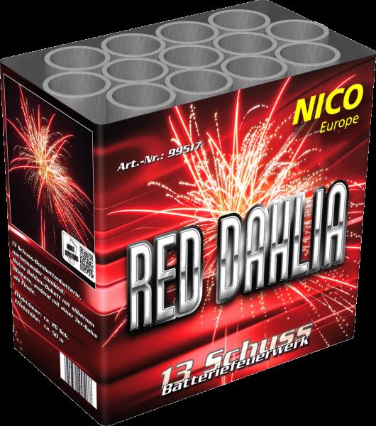 Nico Red Dahlia 13-Schuss