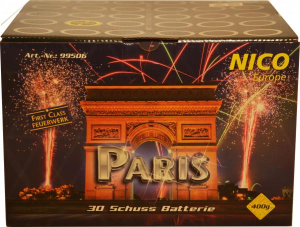 Nico Paris 30-Schuss