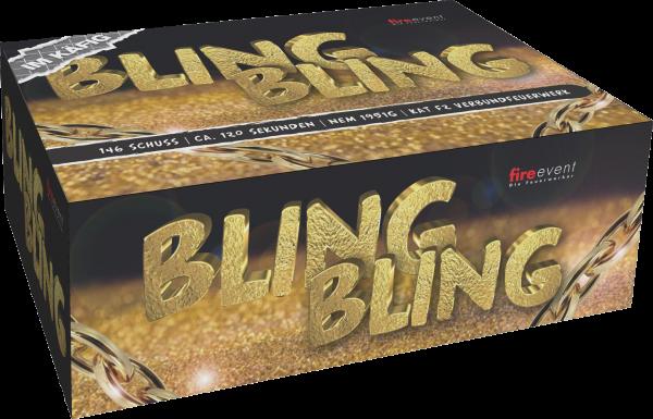 Fireevent Bling Bling 146-Schuss