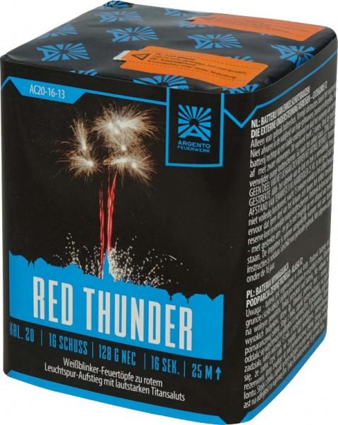 Argento Red Thunder 16-Schuss