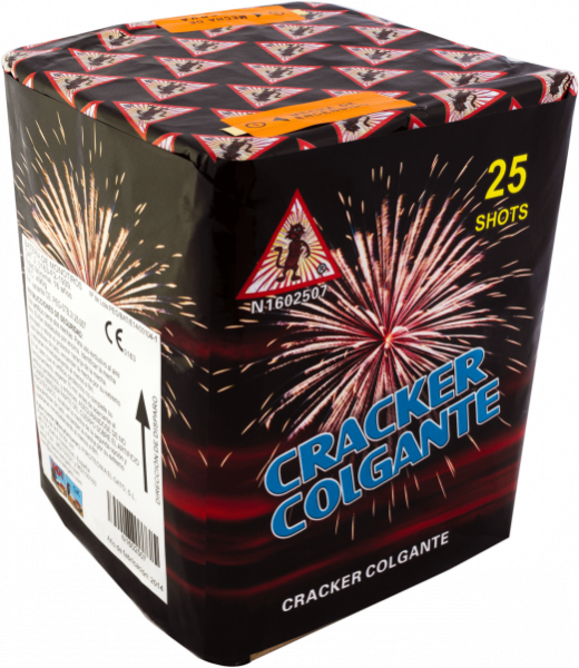 EL GATO Cracker Colante 25-Schuss