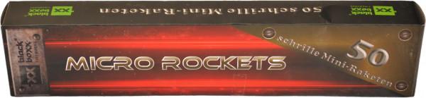 Blackboxx Micro Rockets