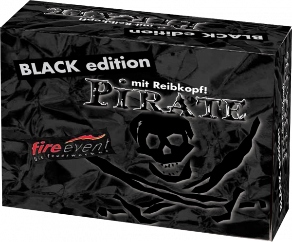 Fireevent Pirate - Black Edition