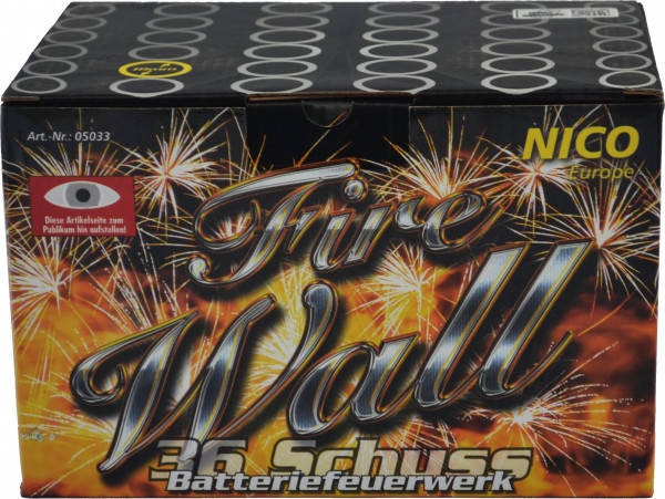 Nico Firewall 36-Schuss