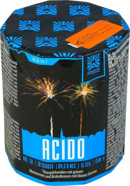 Argento Acido 10-Schuss