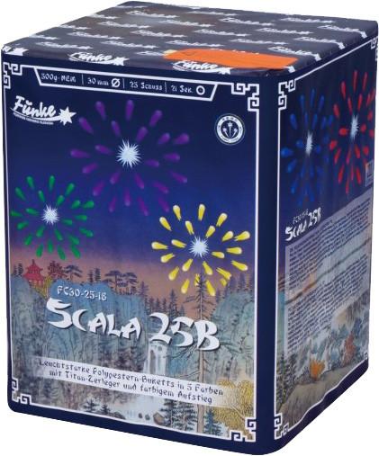 Funke Scala 25B 25-Schuss