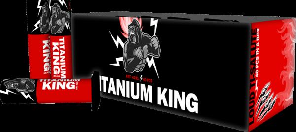 Katan Titanium King 40
