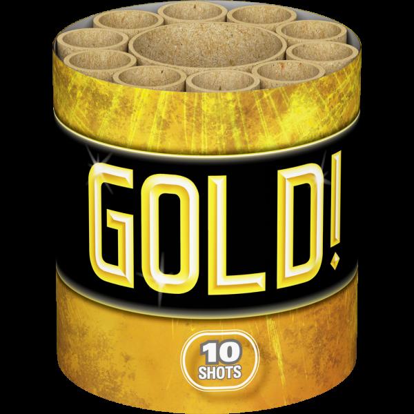 Lesli Gold! 10-Schuss