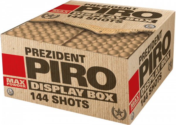Lesli Prezident Piro 144-Schuss