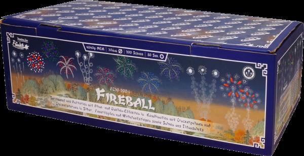 Funke Fireball 200-Schuss
