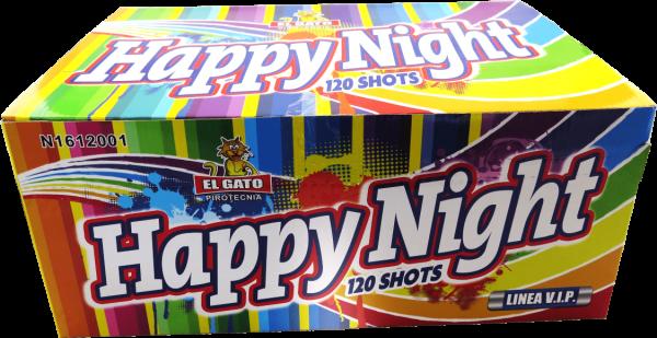 EL GATO Happy Night 120-Schuss