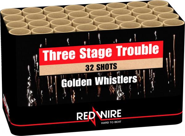 Lesli Three Stage Trouble 32-Schuss