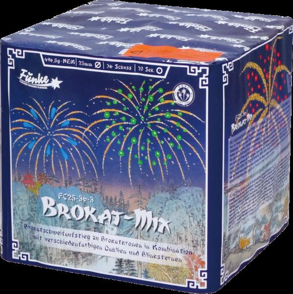 Funke Brokat-Mix 36-Schuss