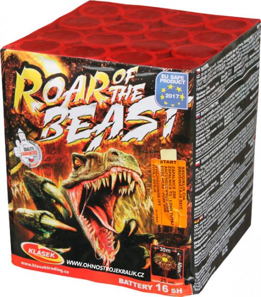Klasek Roar of the Beast 16-Schuss