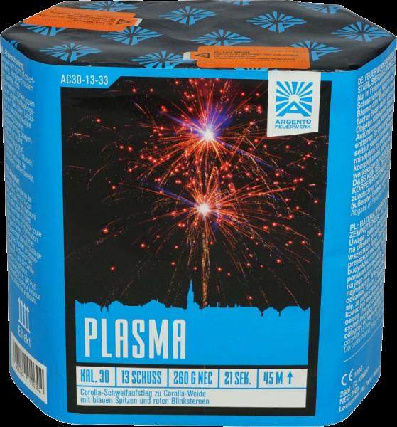 Argento PLASMA 13-Schuss