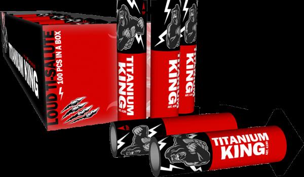 Katan Titanium King 100