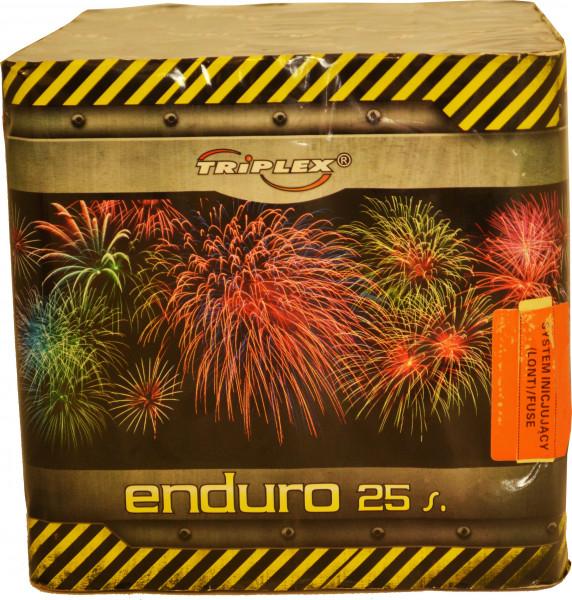 Triplex Enduro 25-Schuss