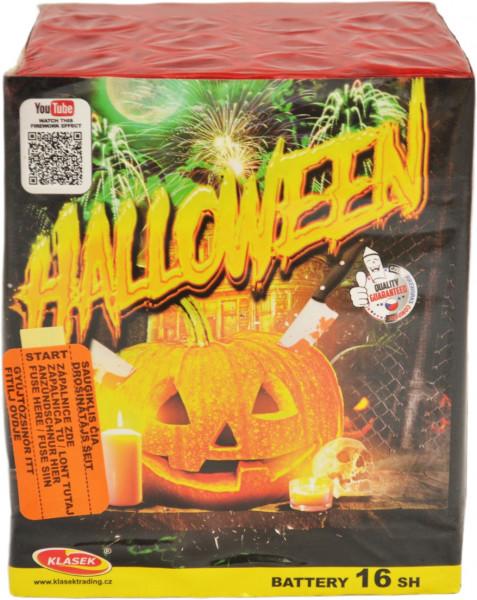 Klasek Halloween 16-Schuss