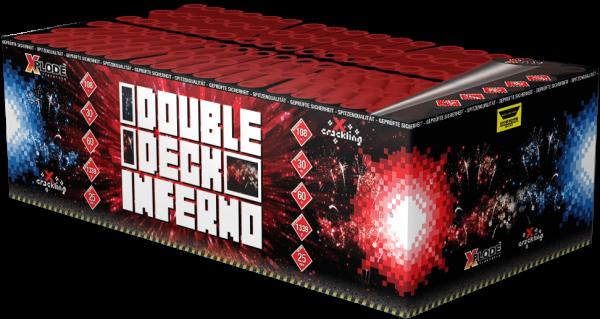 Xplode Double Deck Inferno 108-Schuss
