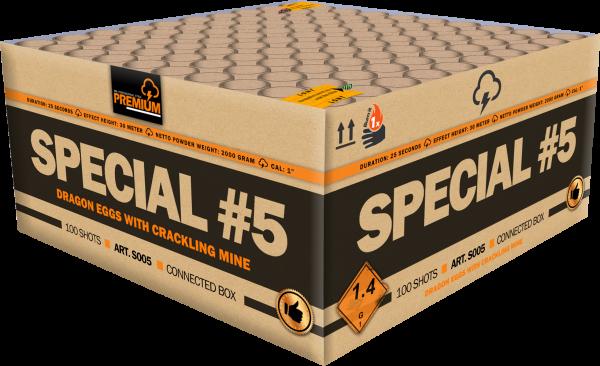 Katan Special #5 100-Schuss