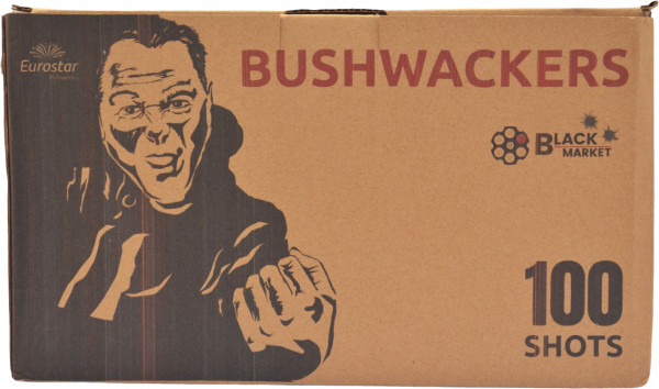 Eurostar Bushwackers 100-Schuss