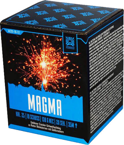 Argento Magma 10-Schuss