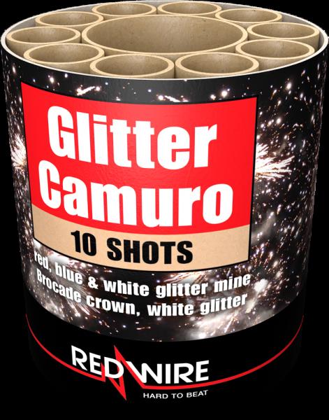 Lesli Glitter Camuro 10-Schuss