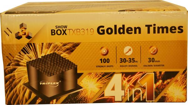 Triplex Golden Times 100-Schuss
