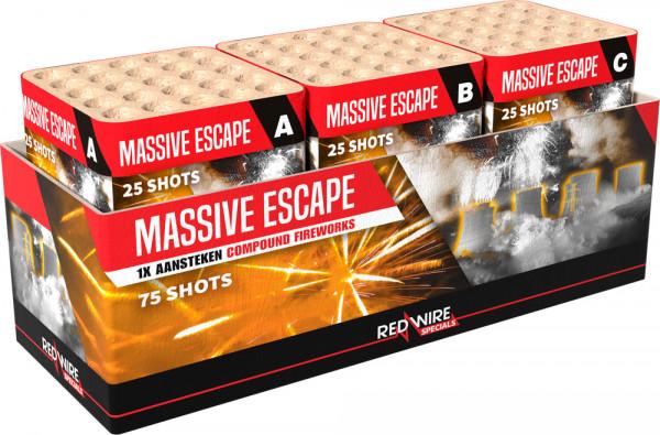 Lesli Massive Escape 75-Schuss
