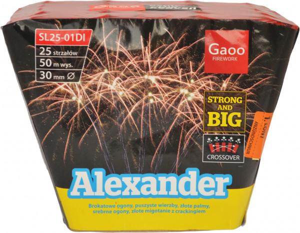 Gaoo Alexander 25-Schuss