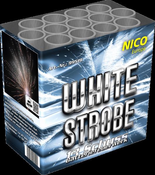 Nico White Strobe 13-Schuss