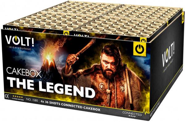 VOLT! The Legend 144-Schuss