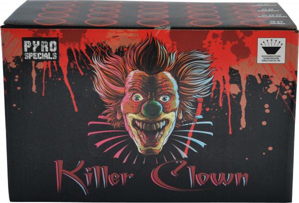 Pyro Specials Killer Clown 25-Schuss