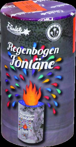 Funke Regenbogen Fontäne