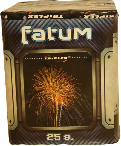 Triplex Fatum 25-Schuss